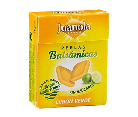 Juanola® perlas sabor limón 25g