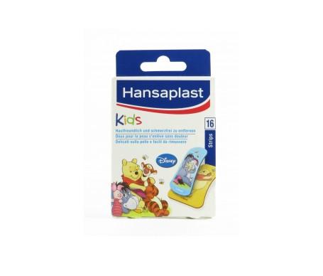 Hansaplast Tiritas® Winnie The Pooh 16uds