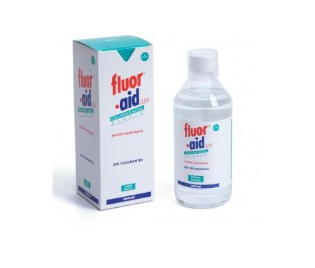 Fluor Aid colutorio Semanal 150ml