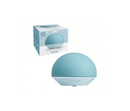 Pranarom Difusor De Aceites Esenciales Dome Color Azul