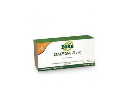 Enerzona omega 3 Rx 3 frascos de 33ml