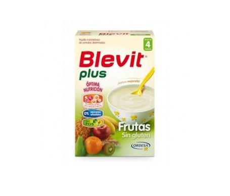 Blevit® plus Frutas sin gluten 300g