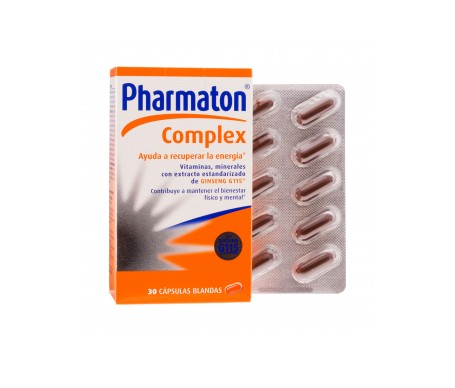 Pharmaton® Complex 30cáps