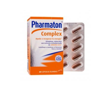 Pharmaton® Complex 60cáps