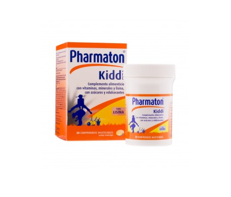 Pharmaton® Kiddi 30comp masticables