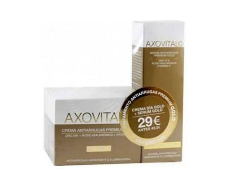 Axovital anti-wrinkle cream Premium gold 50ml