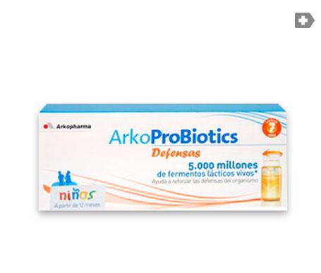 ArkoProBiotics Defensas 7 viales