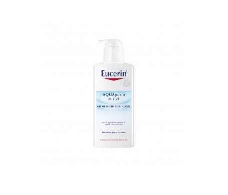 Eucerin Aquaporin Active loción-gel refrescante 400ml