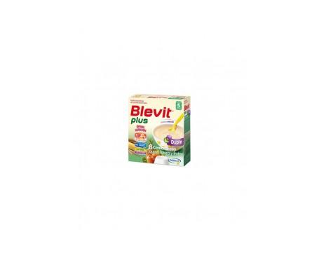 Blevit® Plus 8 cereales con queso fresco y frutas 600g
