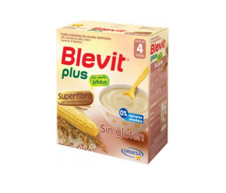 Blevit® plus superfibra sin gluten 600g