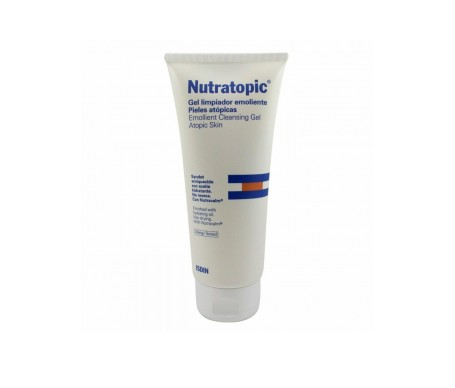 Nutratopic® gel de baño 200ml