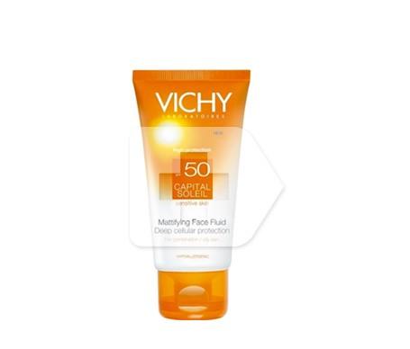 Vichy Idéal Soleil Crema rostro SPF50+ 50ml