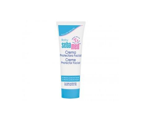 Sebamed® Baby crema protectora facial 50ml