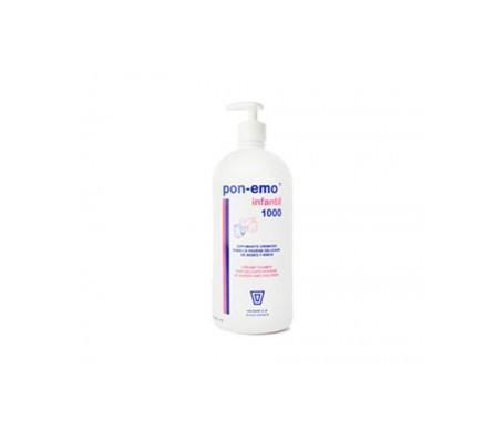 Pon-emo gel champú dermatologico infantil 1l