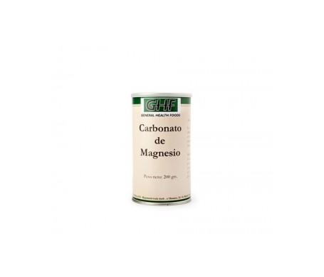 GHF Pot de carbonate de magnésium 180g