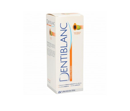 Dentiblanc colutorio 500ml