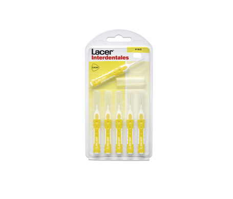 Lacer Interdental recto fino 6uds