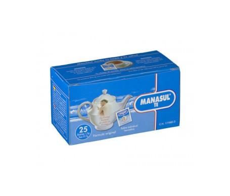 Manasul infusiones 25 filtros