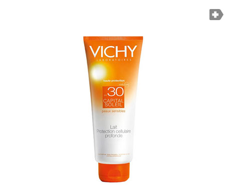 Vichy Capital Soleil leche familiar SPF30+ 300ml
