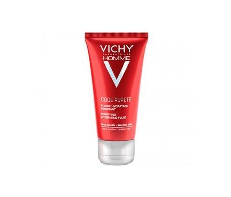 Vichy Homme Code Pureté gel purificante 100ml