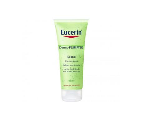 Eucerin® DermoPurifyer exfoliante 100ml