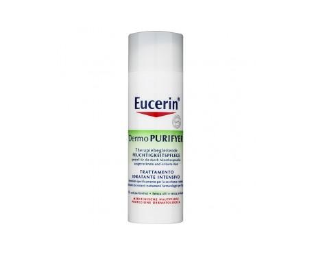 Eucerin DermoPurifiant Crème hydratante 50ml