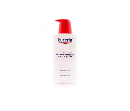 Eucerin® gel de baño pH5 400ml