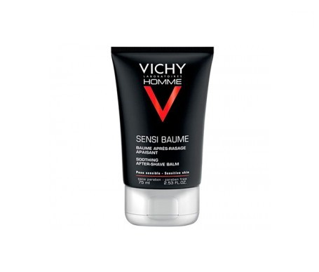 Vichy Homme bálsamo after shave piel sensible 75ml