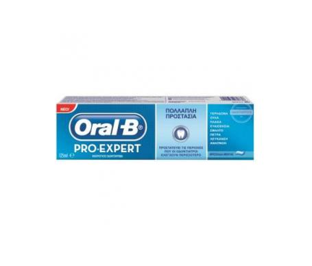 Oral-B Pro Expert pasta dentífrica protección profesional 125ml