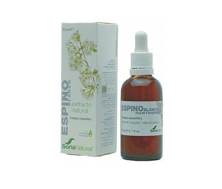 Soria Natural Espino Blanco Extracto 50ml
