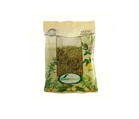 Soria Natural Cola de Caballo Bolsa 50g